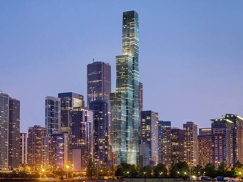 363 E Wacker Unit 6505, Chicago, IL 60601 New Eastside