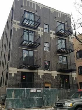 457 N Aberdeen Unit 3S, Chicago, IL 60642