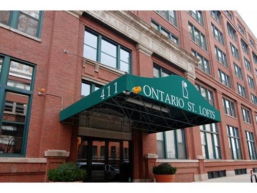 411 W Ontario Unit 414, Chicago, IL 60654