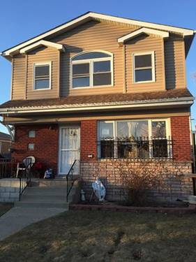 4042 W 83rd, Chicago, IL 60652