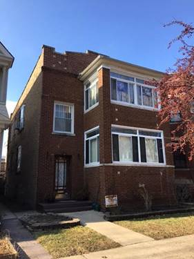3834 N Hamilton, Chicago, IL 60618