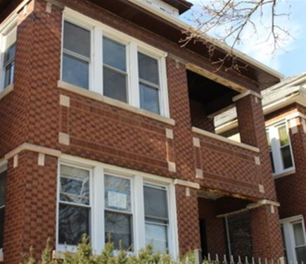 6728 S Campbell, Chicago, IL 60629