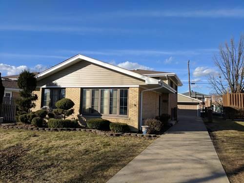 4840 W 106th, Oak Lawn, IL 60453