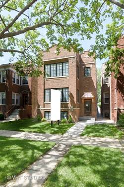 2606 W Agatite, Chicago, IL 60625 Ravenswood