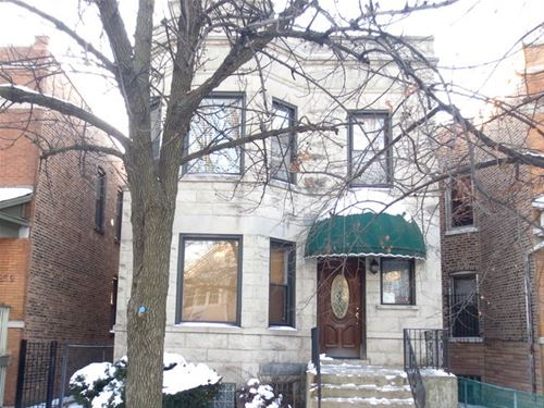2516 N Talman, Chicago, IL 60647 Logan Square