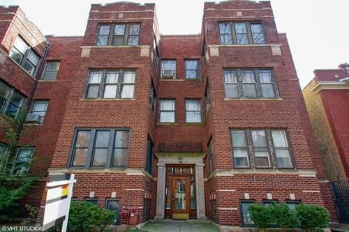 7723 N Ashland Unit 1, Chicago, IL 60626