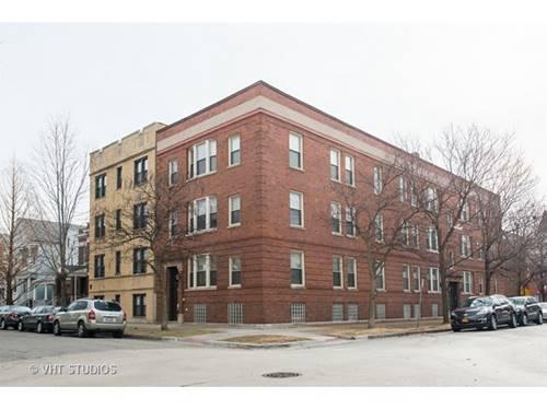 1851 W Belle Plaine Unit 1, Chicago, IL 60613