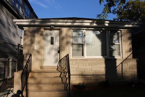 4605 N Harding, Chicago, IL 60625