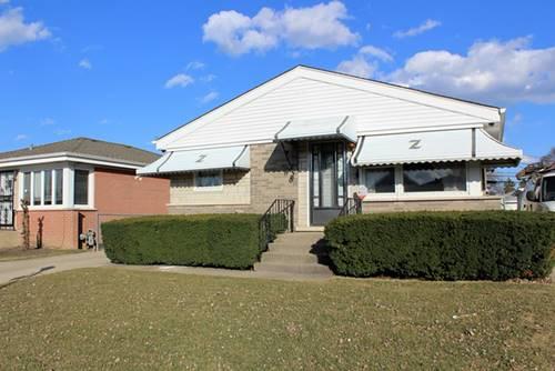 5117 N Ozark, Norridge, IL 60706