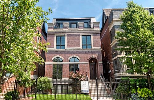 2641 N Paulina, Chicago, IL 60614