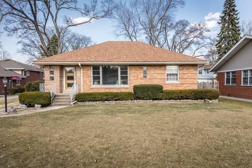1434 W Talcott, Park Ridge, IL 60068