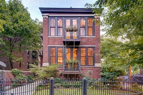 1457 W Addison, Chicago, IL 60613 Lakeview