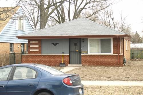 14605 Woodlawn, Dolton, IL 60419