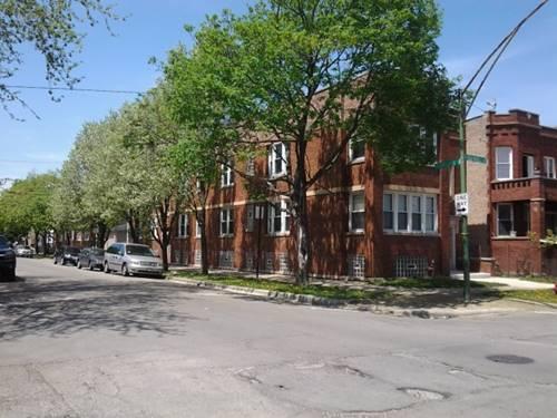 4338 W Cortland, Chicago, IL 60639