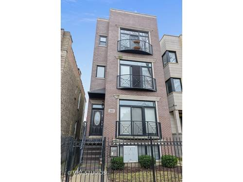 2451 W Thomas Unit 3, Chicago, IL 60622