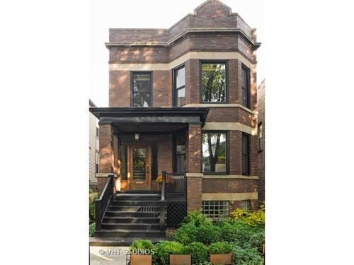 1660 W Carmen, Chicago, IL 60640 Andersonville