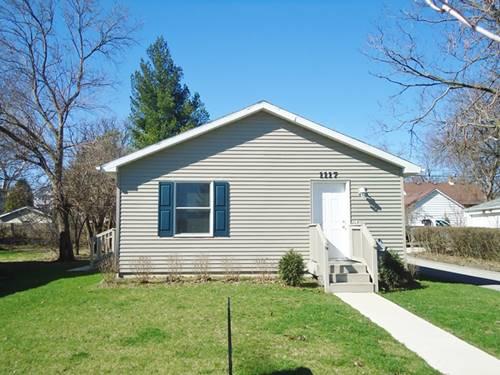 1117 N Hickory, Joliet, IL 60435