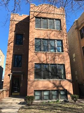 1736 W Gregory, Chicago, IL 60640