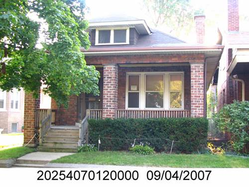 7531 S Oglesby, Chicago, IL 60649