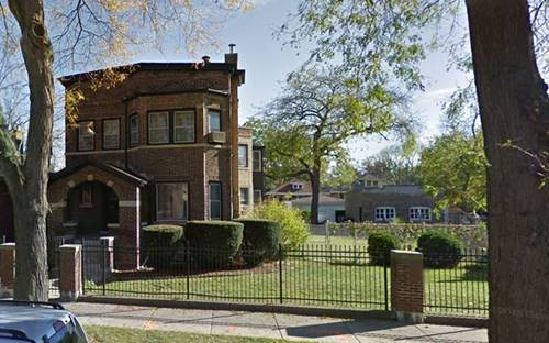 7529 S East End, Chicago, IL 60649