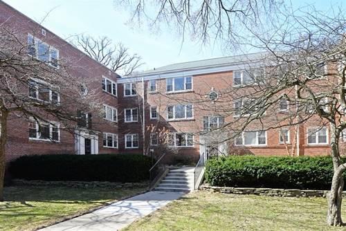 2602 Bennett Unit 2W, Evanston, IL 60201
