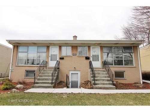 423 W Stone, Addison, IL 60101