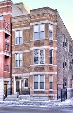2717 N Halsted Unit 3F, Chicago, IL 60614