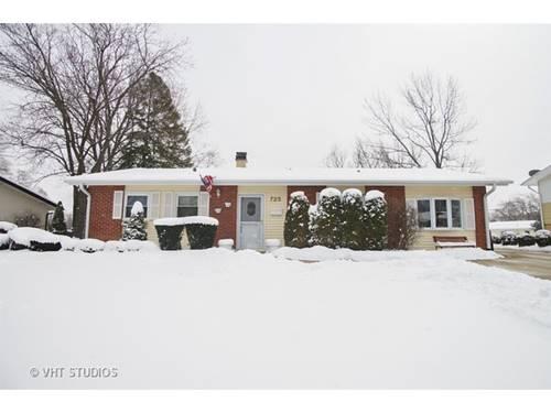 725 Maywood, Hoffman Estates, IL 60169