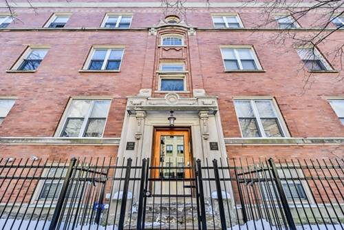 1019 W Ainslie Unit 3, Chicago, IL 60640