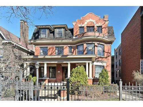 5051 S Ellis, Chicago, IL 60615