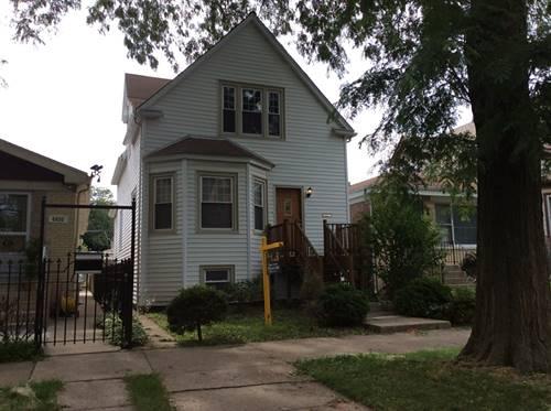 4632 N Hamlin, Chicago, IL 60625