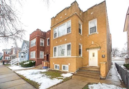 3348 N Karlov, Chicago, IL 60641
