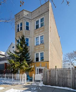 1631 N Richmond, Chicago, IL 60647
