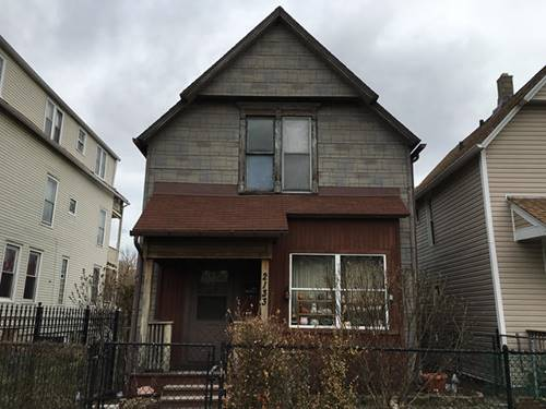 2133 N Kimball, Chicago, IL 60647 Logan Square