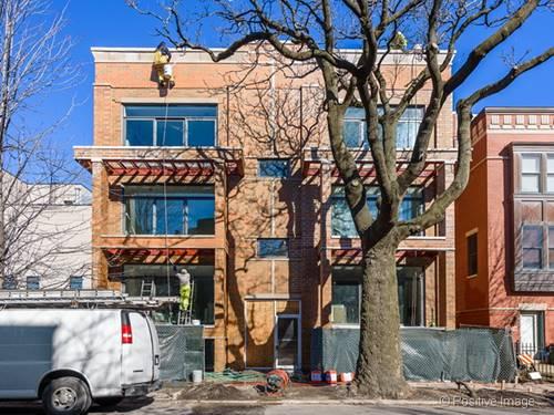 1418 W Fillmore Unit 3W, Chicago, IL 60607
