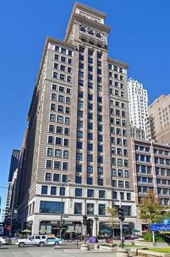 6 N Michigan Unit 503, Chicago, IL 60602 Loop
