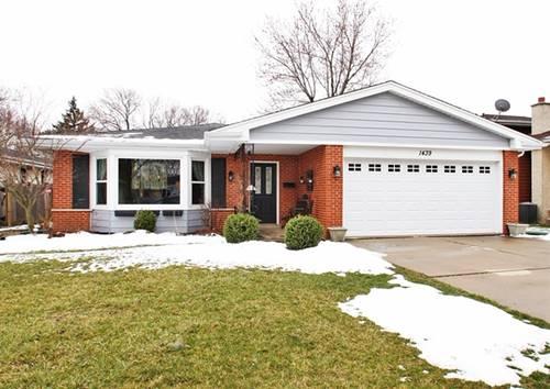 1439 Lois, Park Ridge, IL 60068