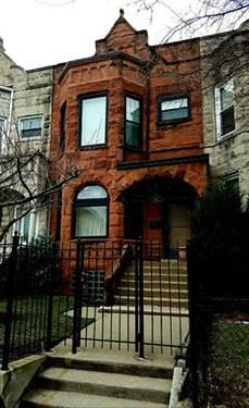 4520 S Forrestville, Chicago, IL 60653