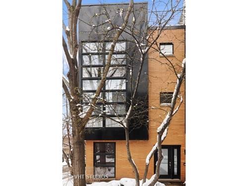 2038 W Willow Unit D, Chicago, IL 60647