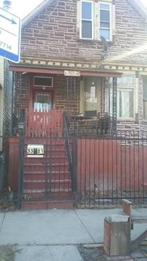 3321 N Oakley, Chicago, IL 60618 Roscoe Village