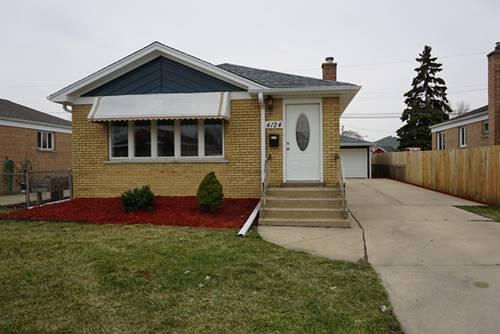 4124 W 81st, Chicago, IL 60652