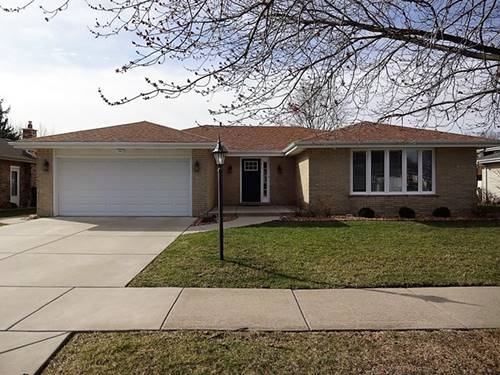 7667 Sycamore, Orland Park, IL 60462