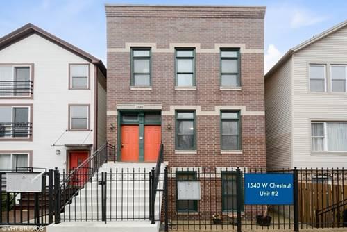 1540 W Chestnut Unit 2, Chicago, IL 60642