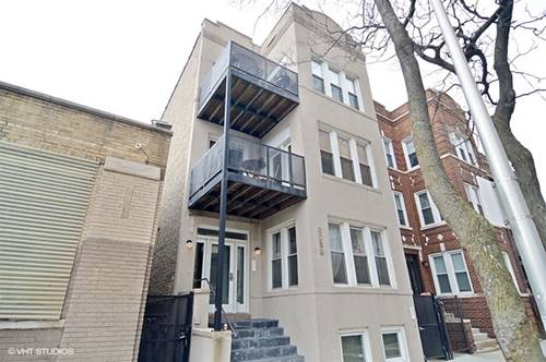 2052 N Campbell Unit GR, Chicago, IL 60647