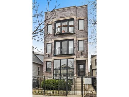 1743 N Washtenaw Unit 2, Chicago, IL 60647