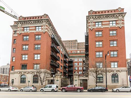 1439 S Michigan Unit 506, Chicago, IL 60605