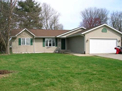 160 N Dogwood, Cortland, IL 60112
