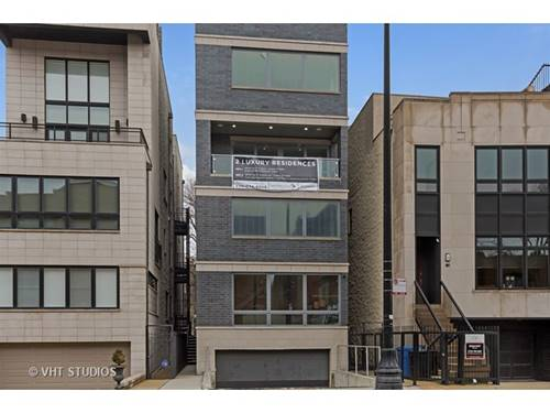 1819 N Halsted Unit 1, Chicago, IL 60614 Lincoln Park