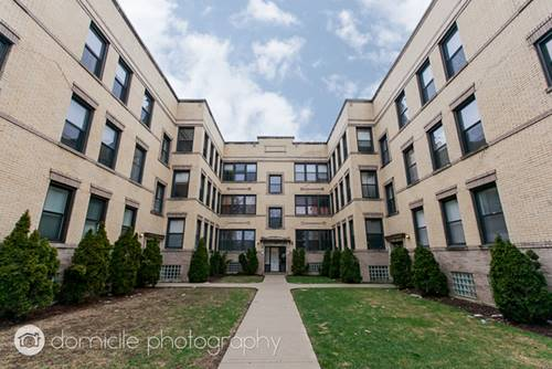 4823 N Kimball Unit 3, Chicago, IL 60625