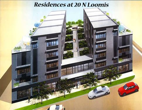 20 N Loomis Unit C, Chicago, IL 60607